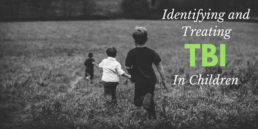 Identifying and Treating Traumatic Brain Injury in Children