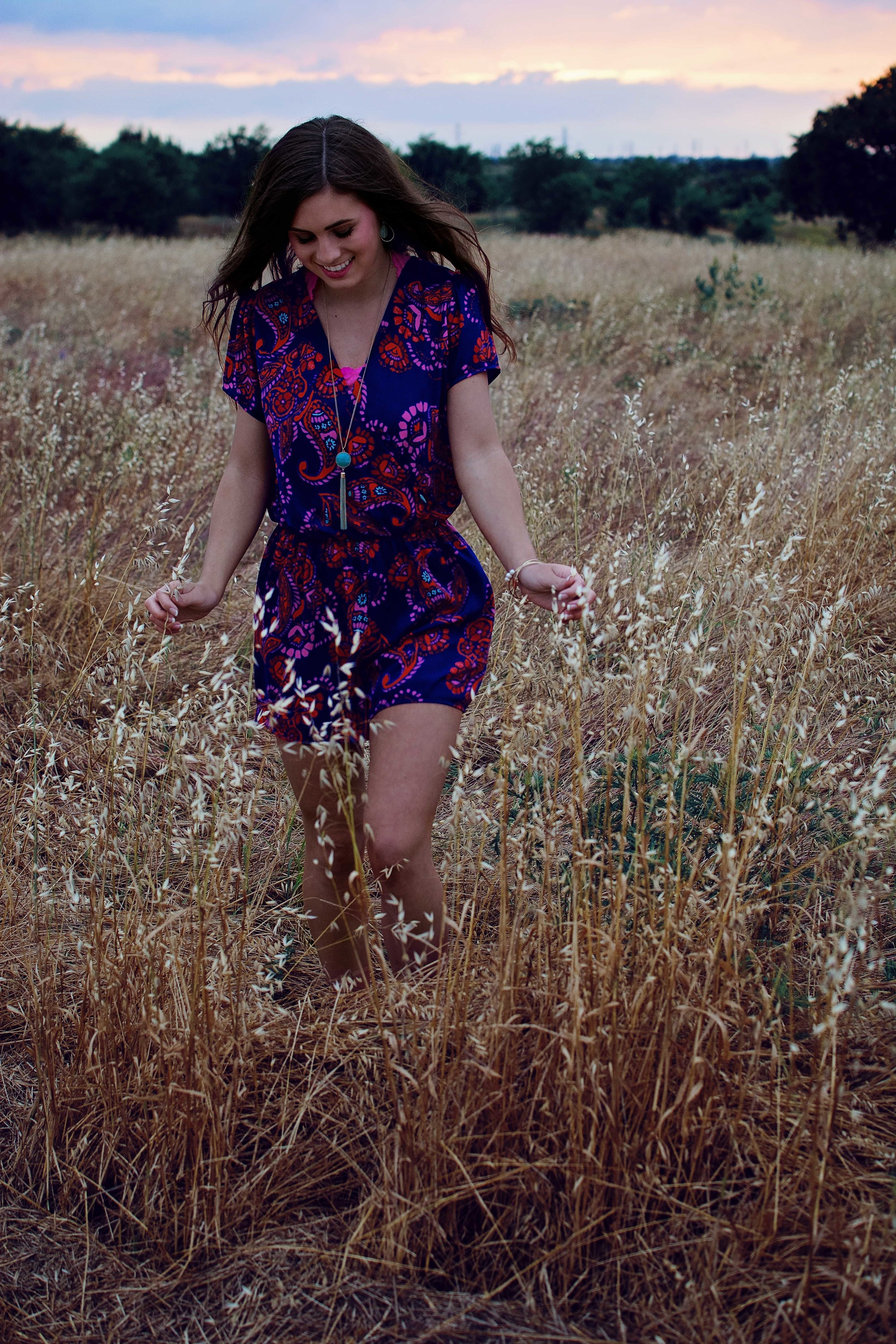 Natural Light Outdoor Photography