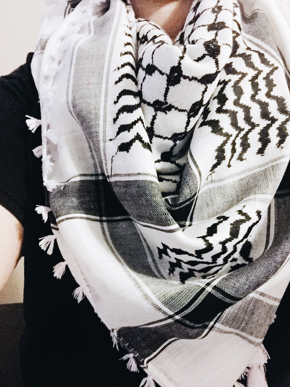 Day 6 Giveaway: Scarf from Israel