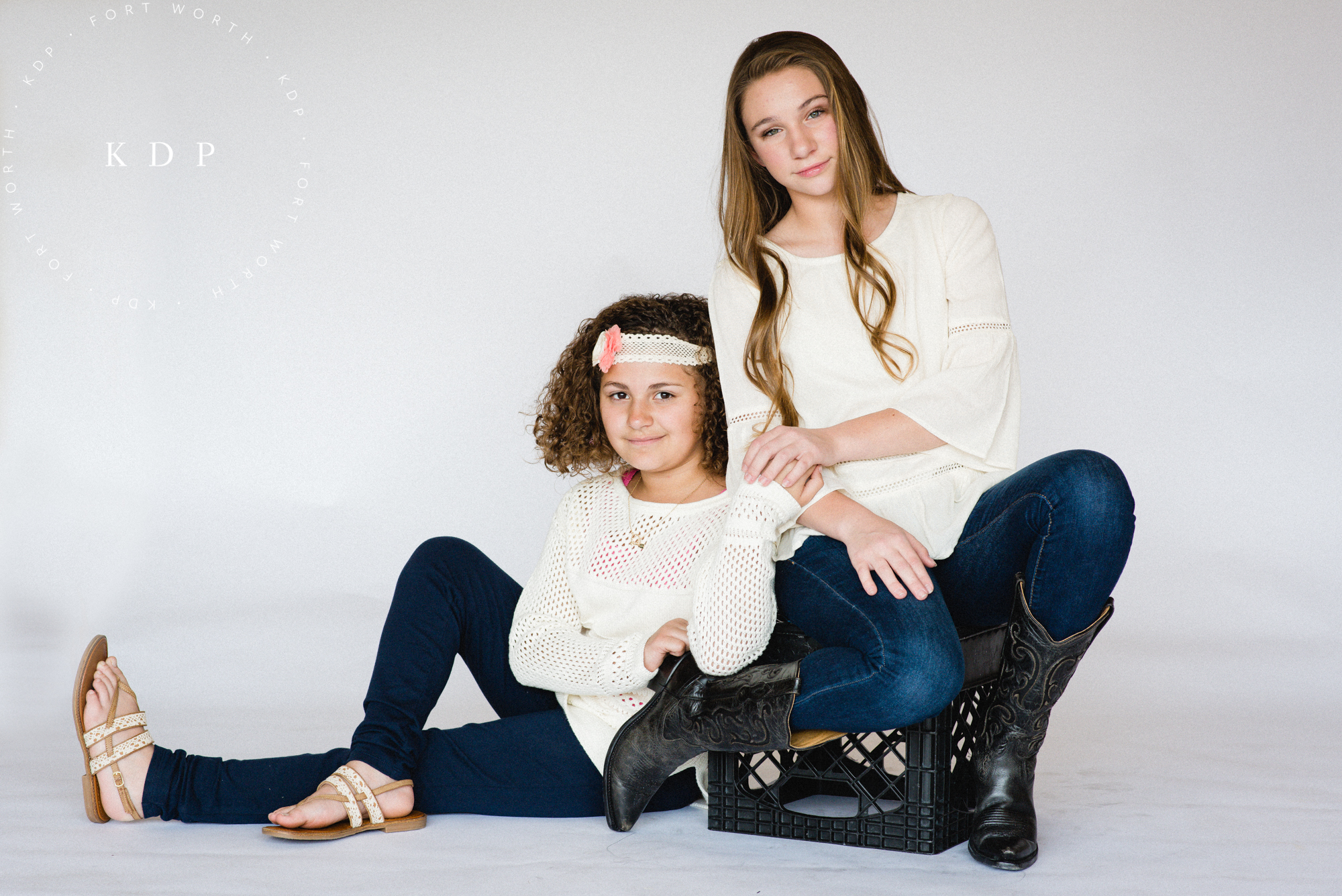 I'm so excited to have  Taliyah  &  Sierra  on my Young & Free model team!