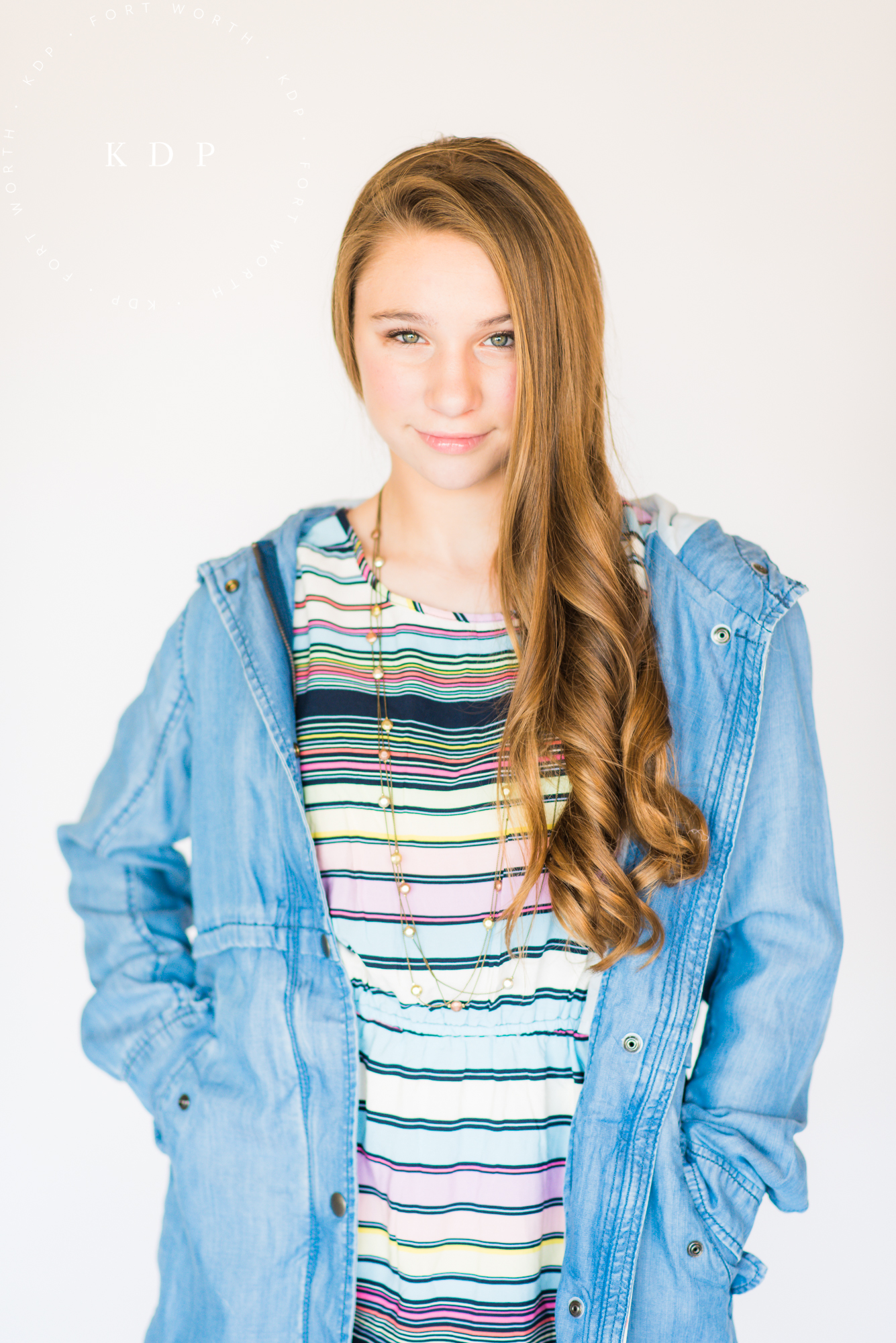 Find this dress and jacket at Gap Kids in Southlake.