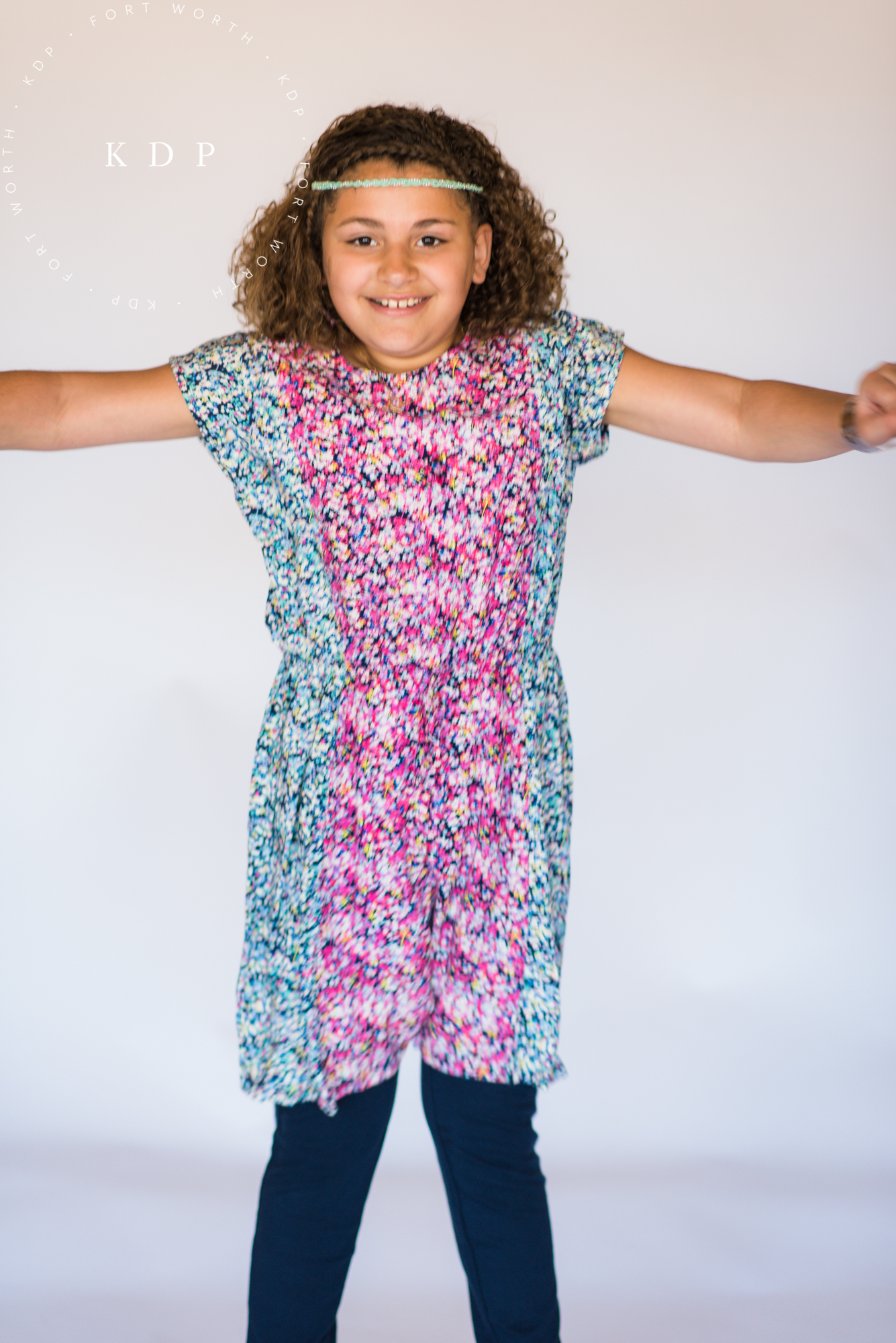 Find this dress and leggings at Gap Kids in Southlake