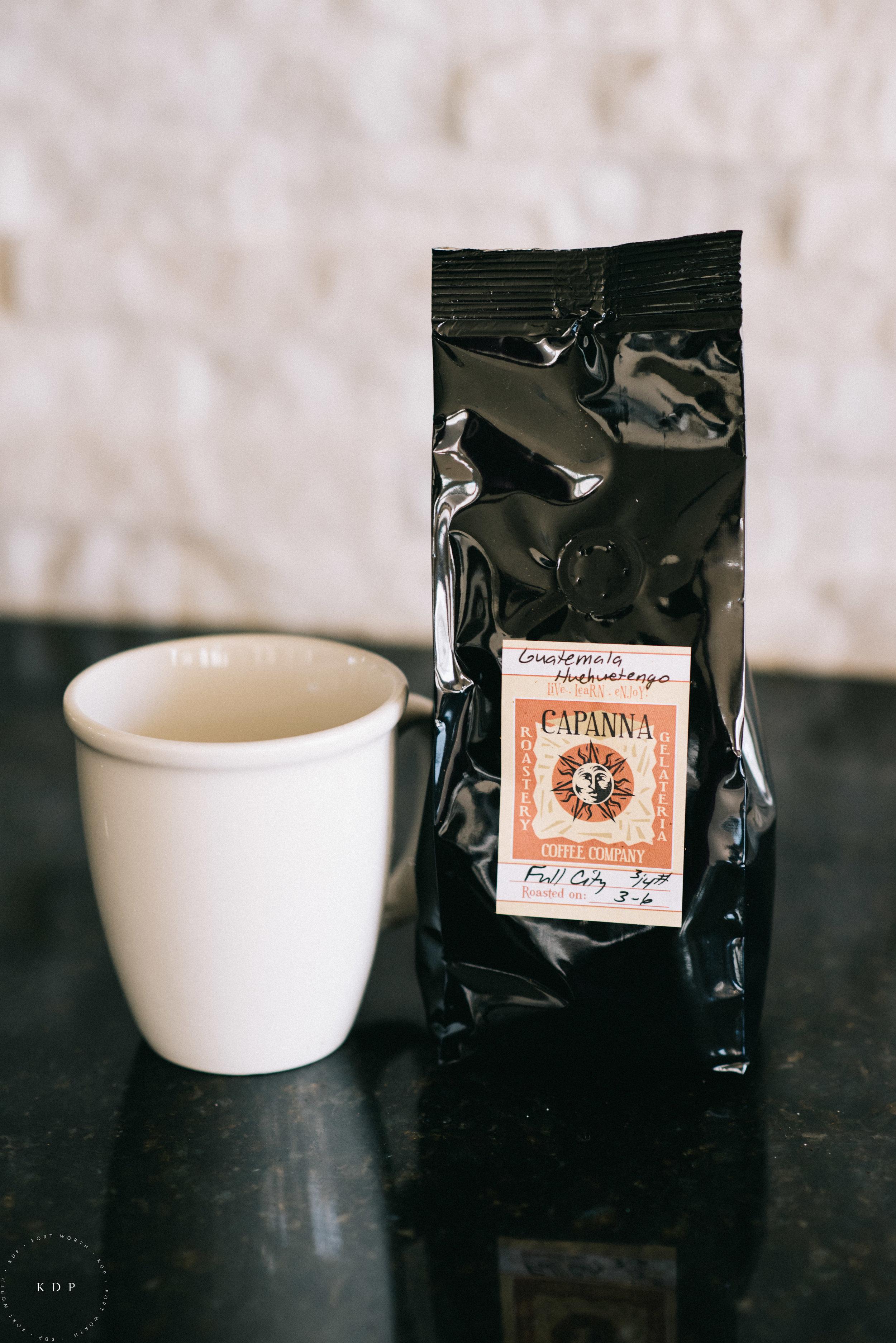 Capanna Coffee
