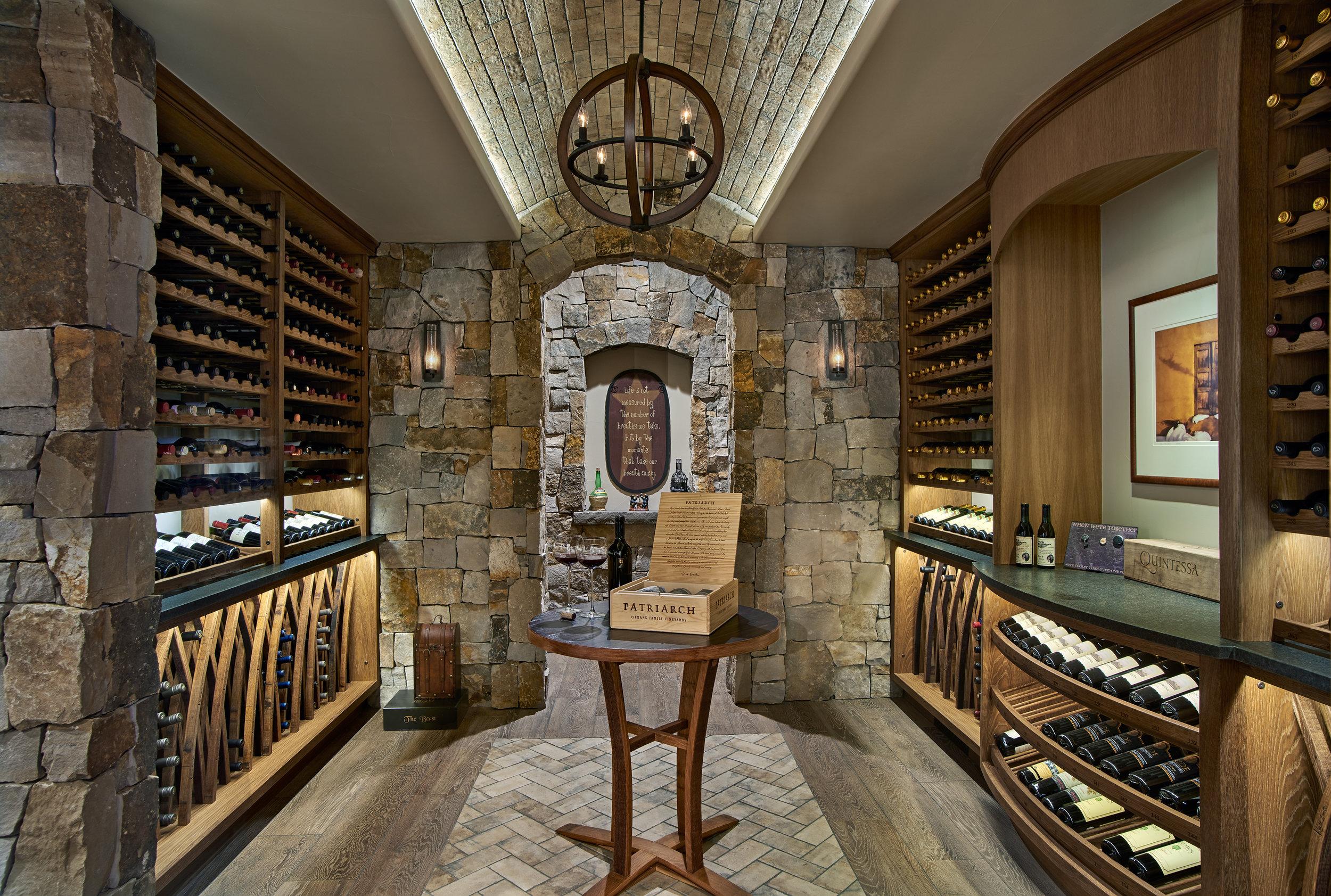 Savante Wine Cellars Custom Wine Cellars Colorado