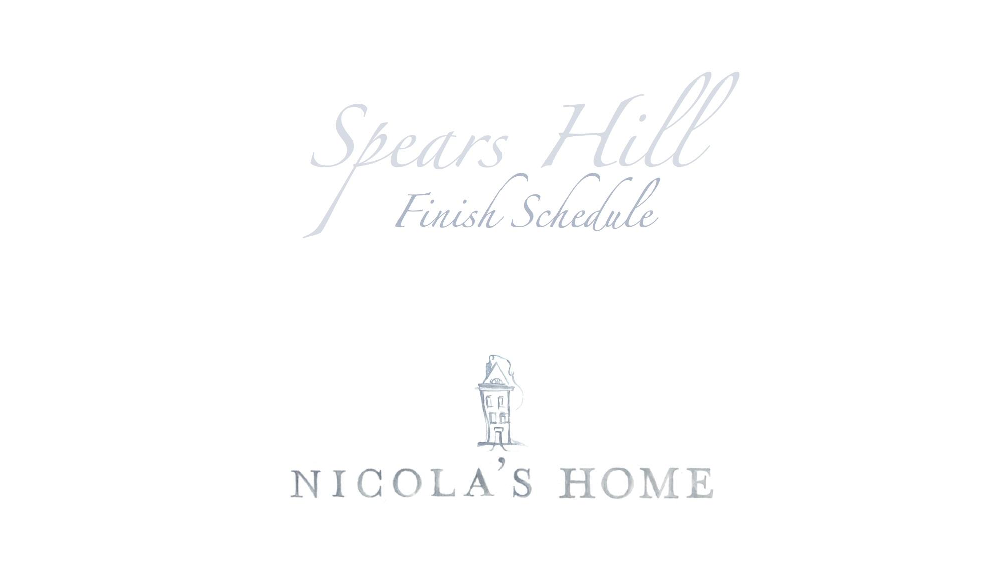 Spears Hill Finish Schedule.jpg