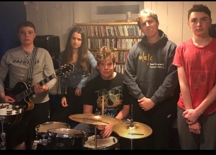FBb - Hayden Bachman - Drums, Lyman Moore Middle SchoolJames Fletcher - Bass, Portland High SchoolNathan Fletcher - Guitar/Vocals, Lyman Moore Middle SchoolGraham Ganter - Violin, Portland High SchoolMolly Snow - Vocals, Portland High SchoolLearn more…