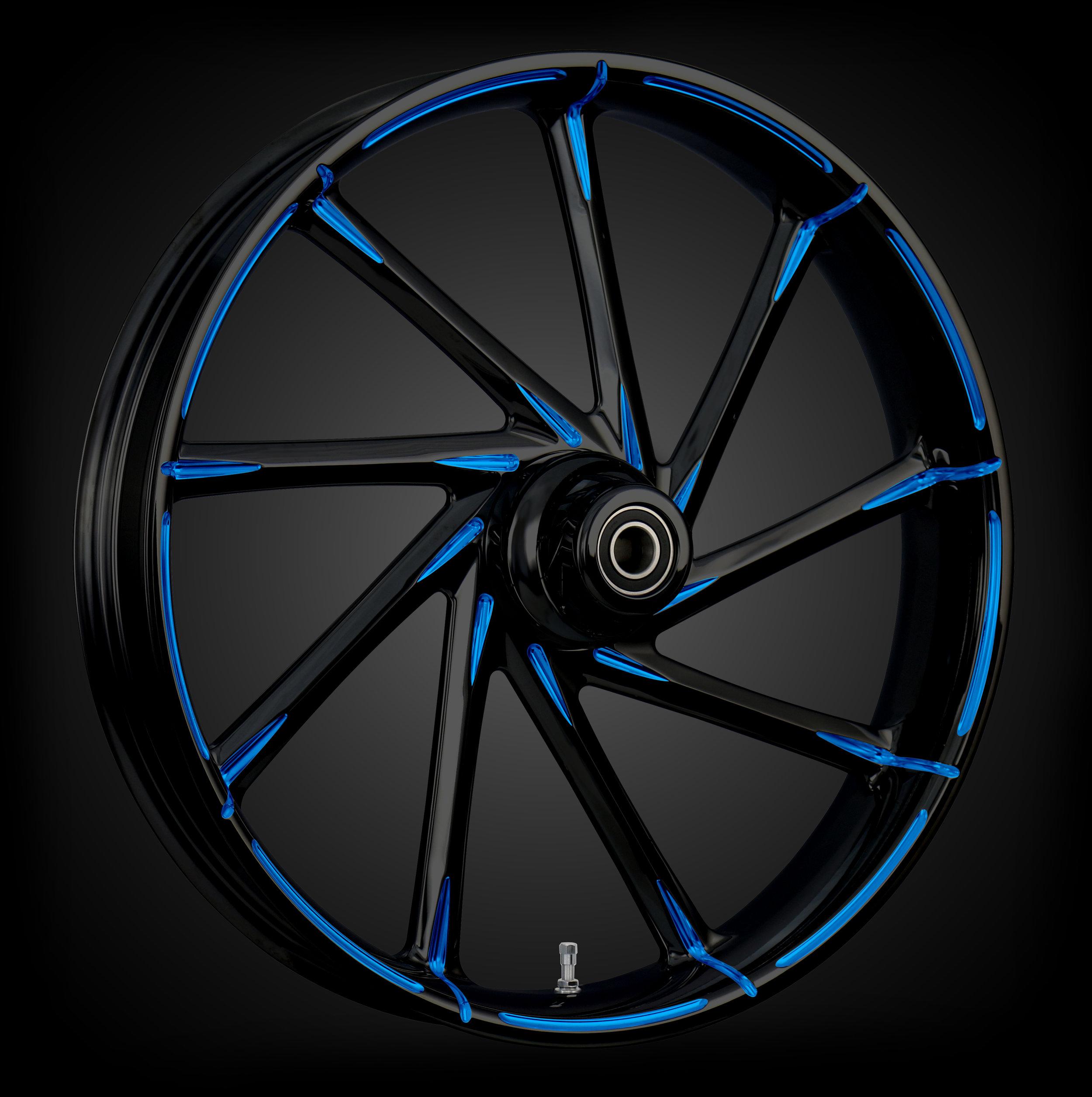 Kinetic Black & Blue