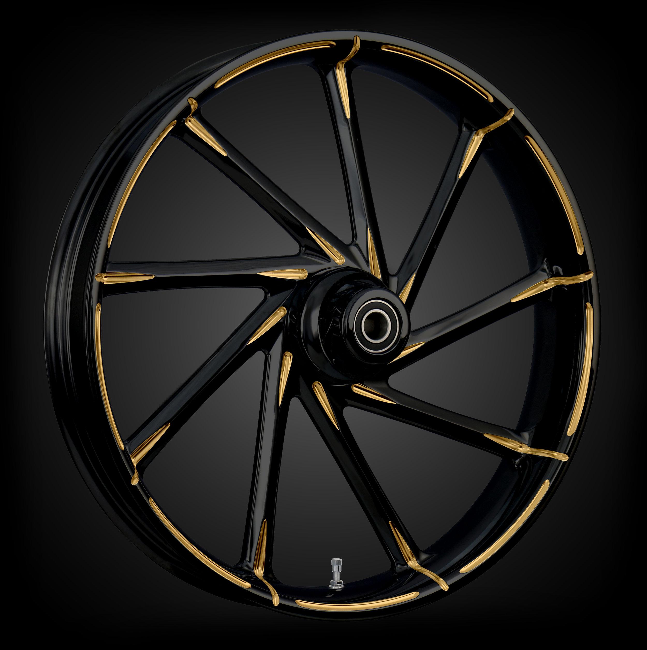 Kinetic Black & Gold