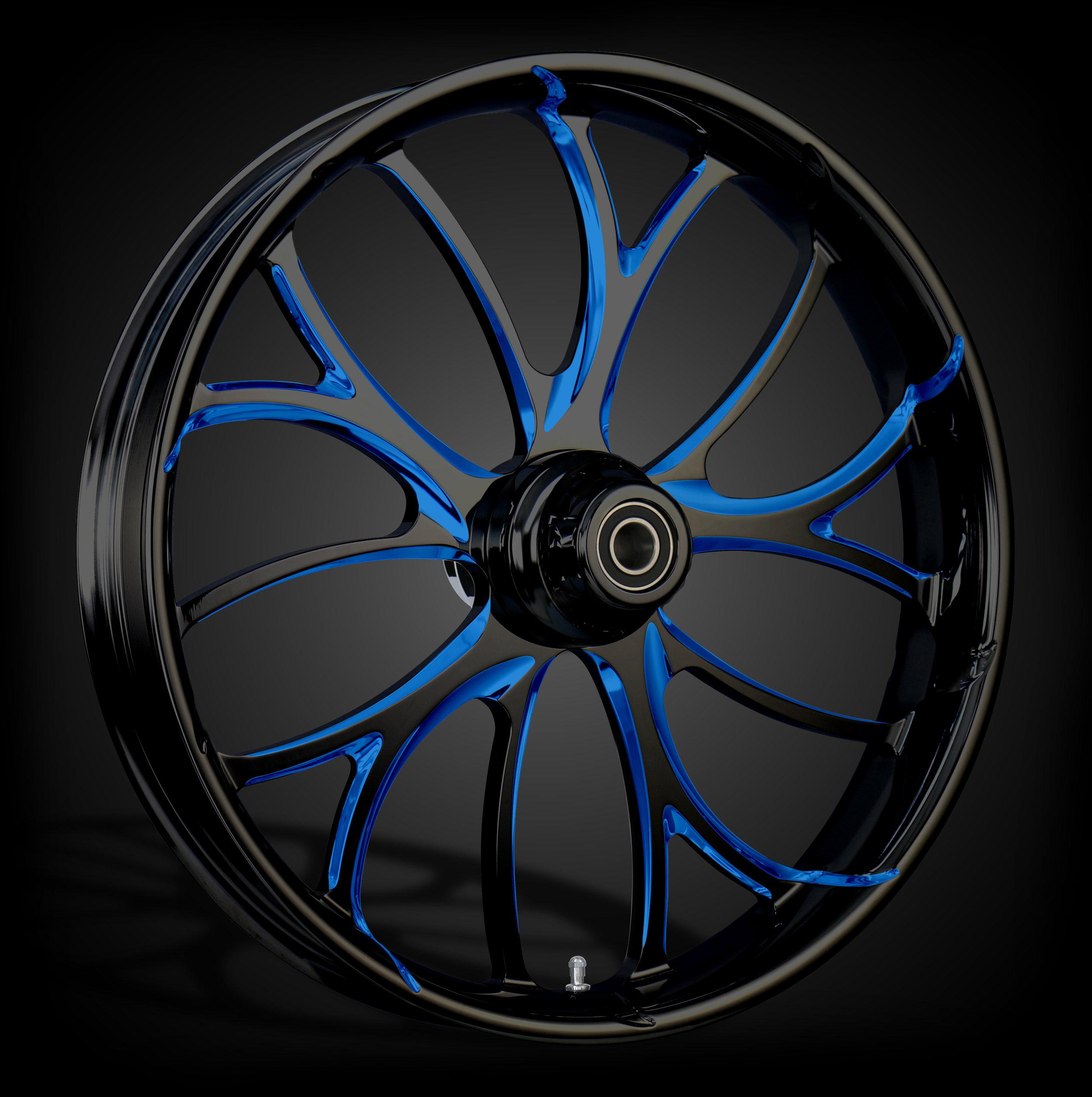 Electron Black & Blue