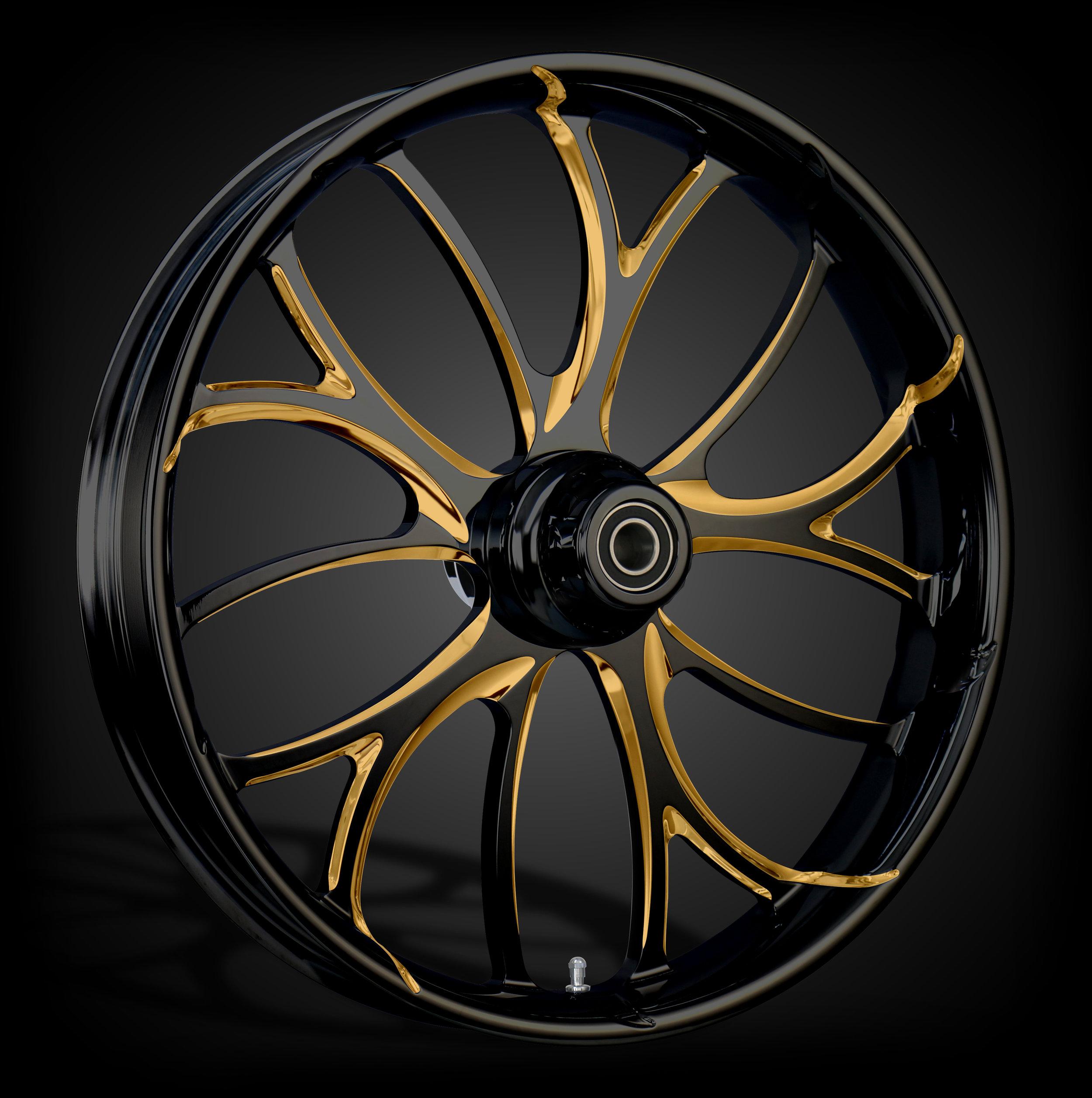 Electron Black & Gold