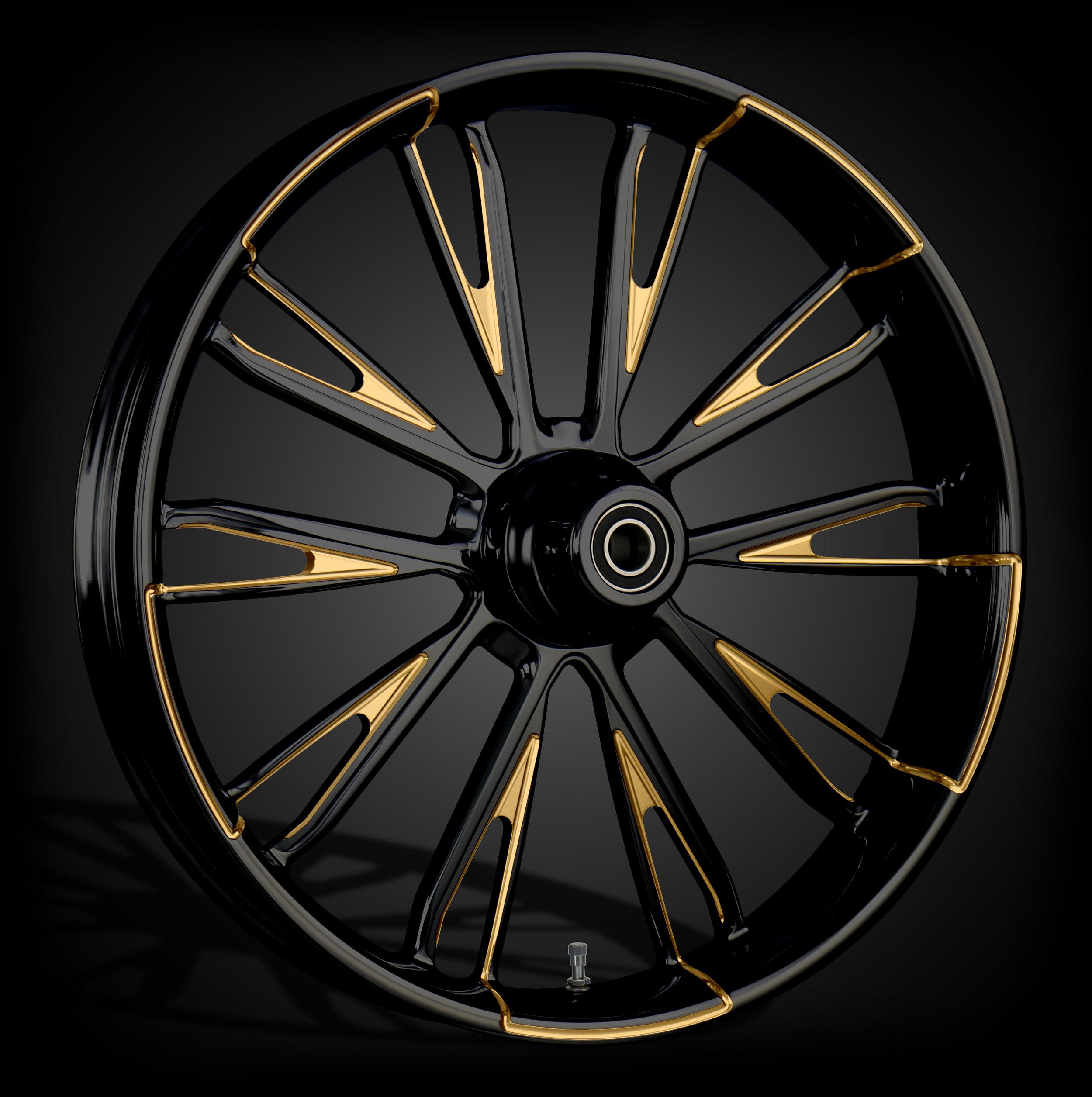 Resistor Black & Gold