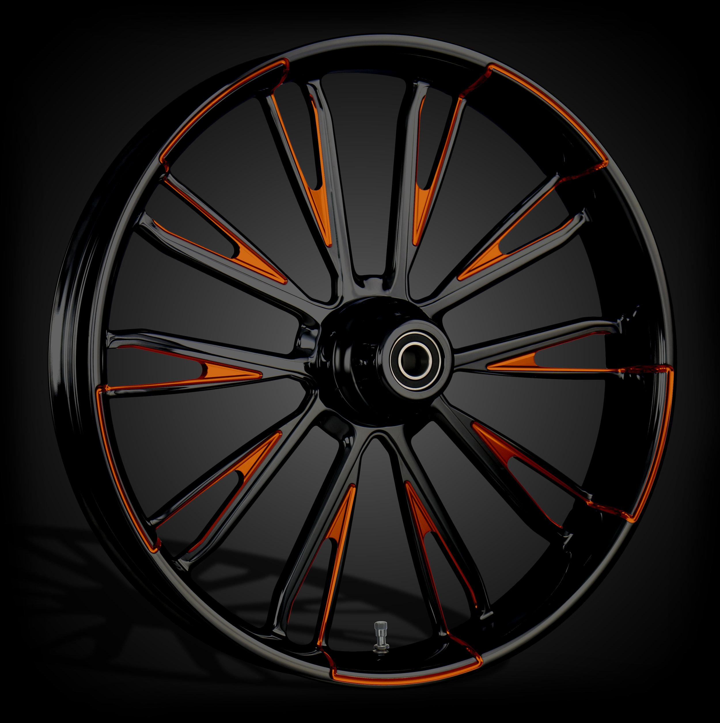 Resistor Black & Orange