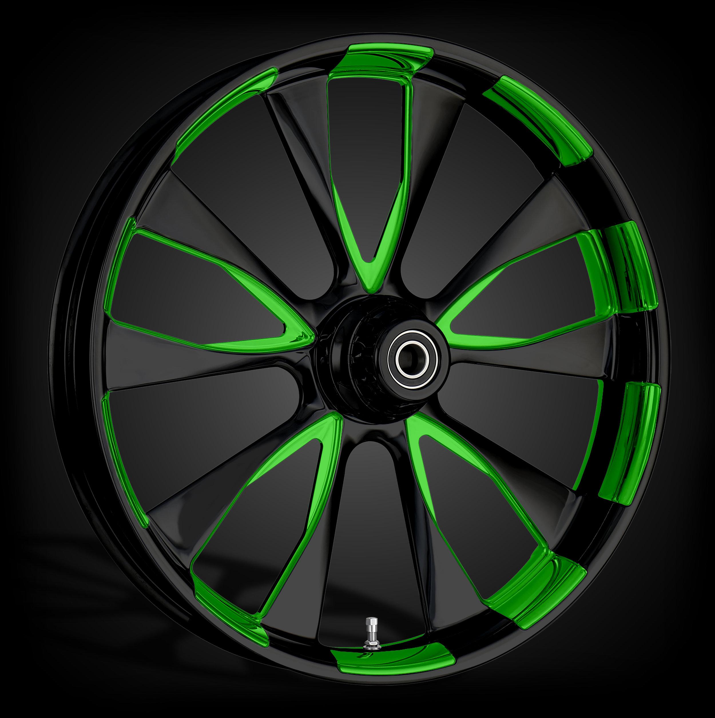 Diode Black & Green
