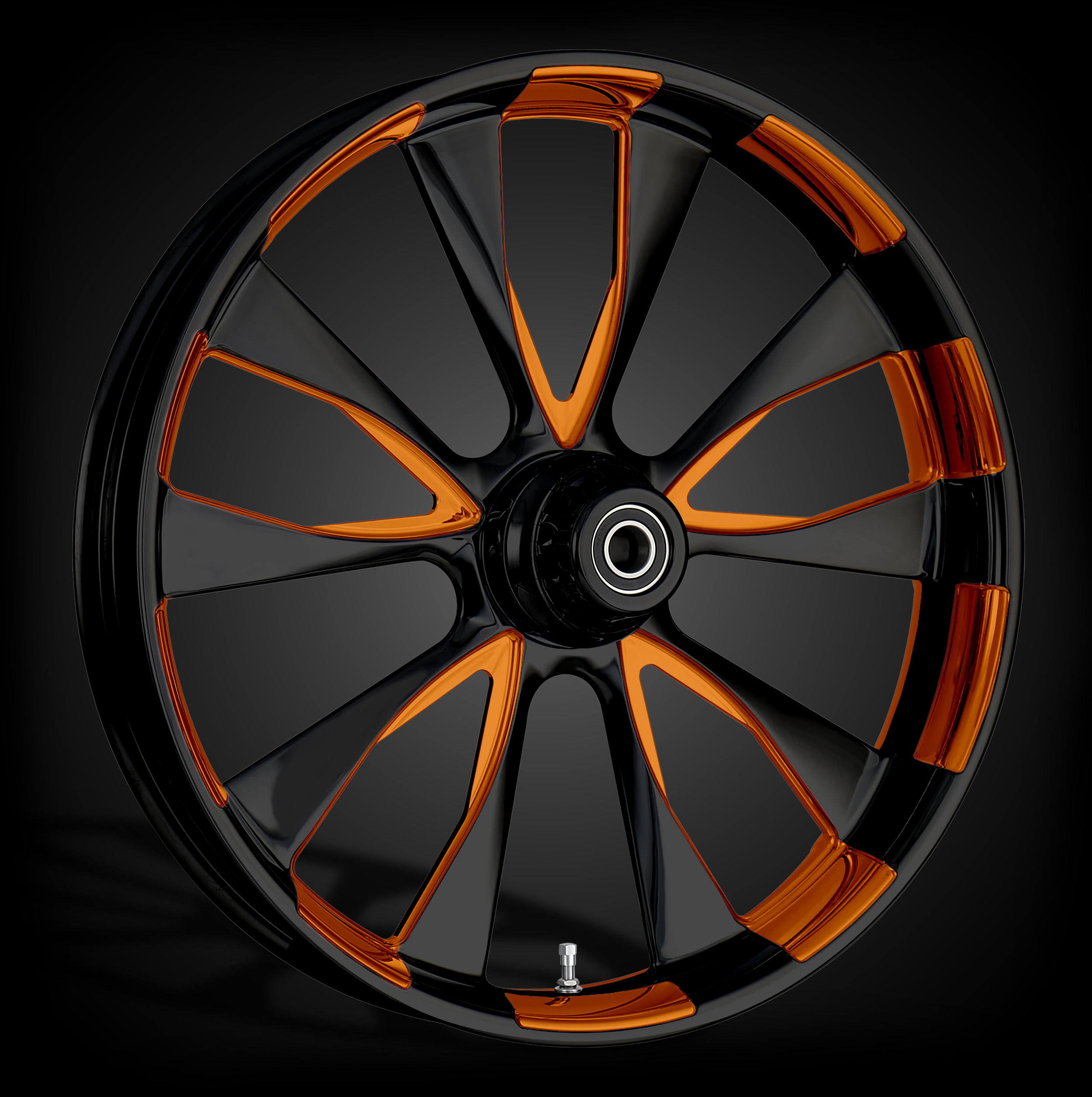 Diode Black & Orange