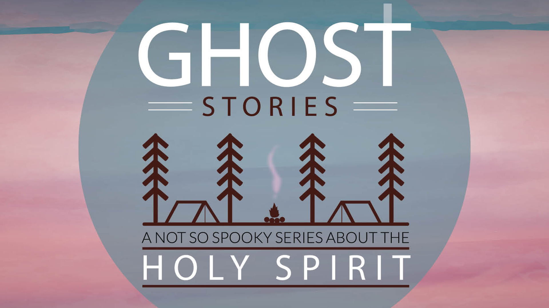 Ghost Stories  What do ghost stories have to do with living a life of power, peace and freedom? Find out in this not so spooky series about the Holy Spirit.   LISTEN TO SERMON >   -  Week 1 Notes   -  Week 2 Notes   -  Week 3 Notes   -  Week 4 Notes   -  Week 5 Notes