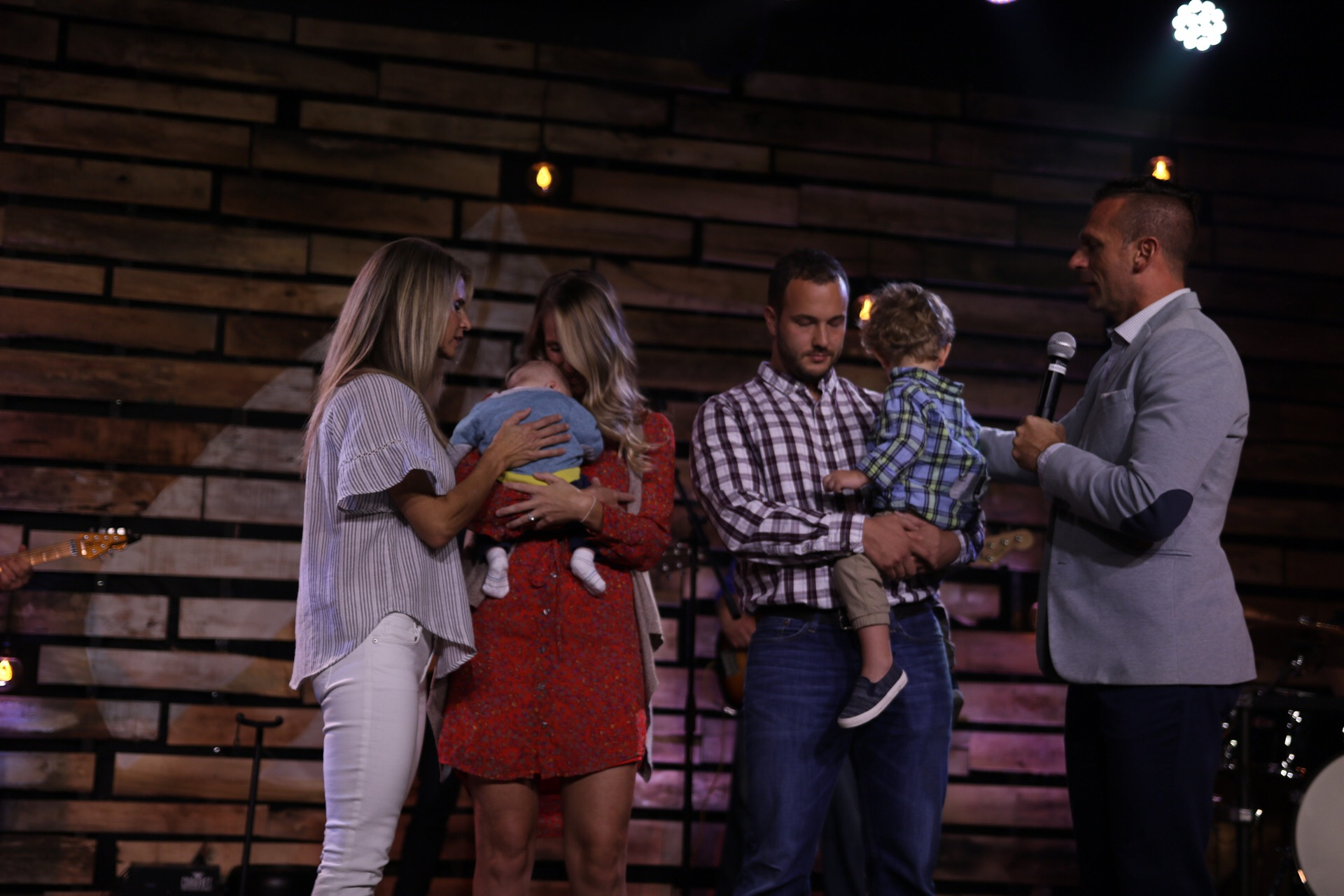 Child Dedication - Child Dedication is a ceremony in which parents make a commitment to submit their child to God's will. Even if you have an older child that has not yet been dedicated, this is a special occasion to hold with family and friends.Learn more and sign up.