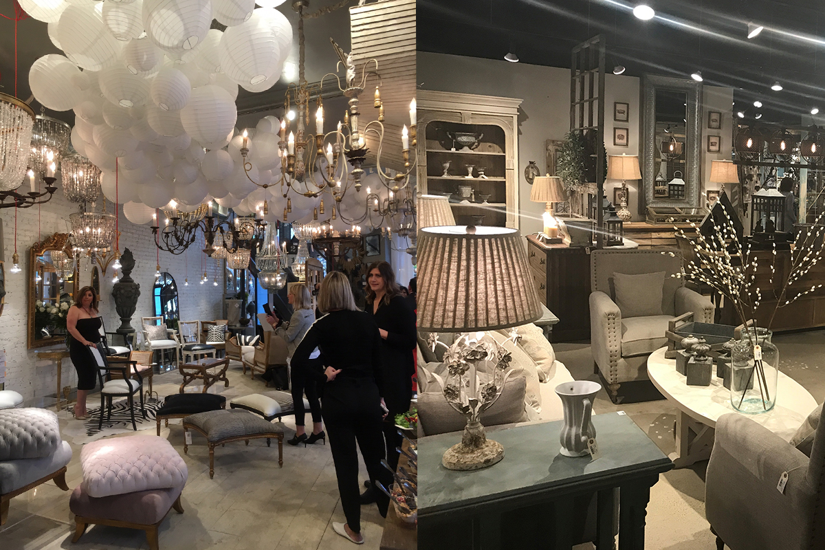 With two thousand exhibitors and ten million square feet, High Point Market is the largest home design trade show in the world.
