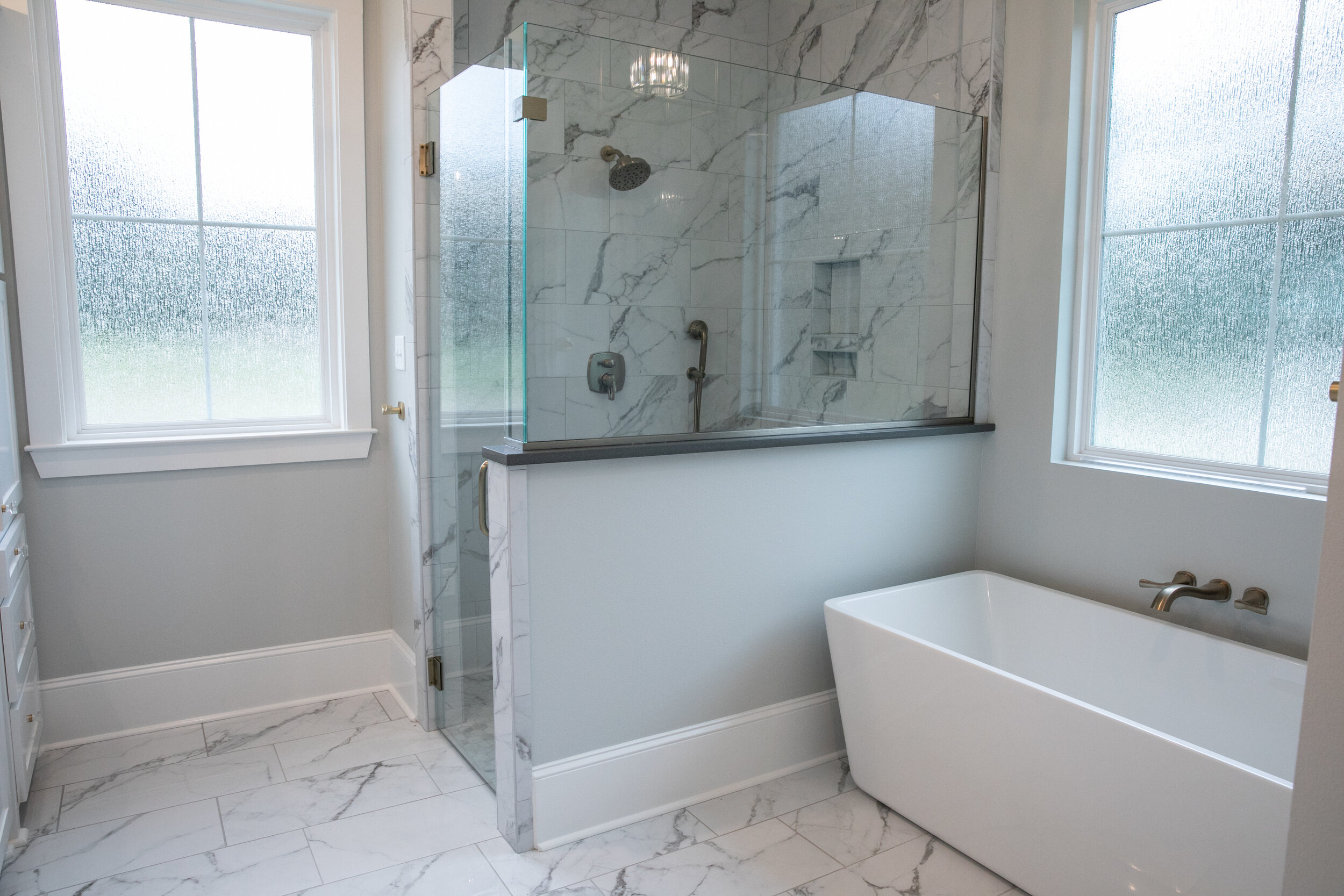 Working with a design expert can help you avoid problems later down the road by ensuring that your shower is built for longevity.