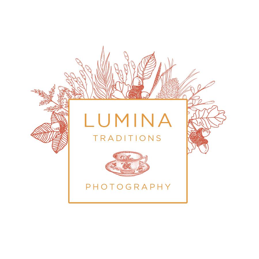 Lumina Traditions Branding