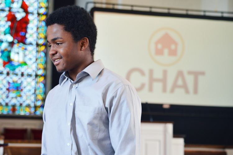 CHAT  is a system of integrated programs that empower aspiring youth to break cycles of poverty and reach their goals.