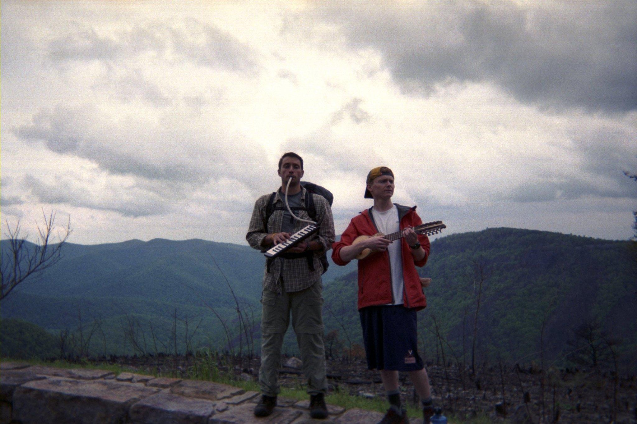Brown Mountain Gap Jams