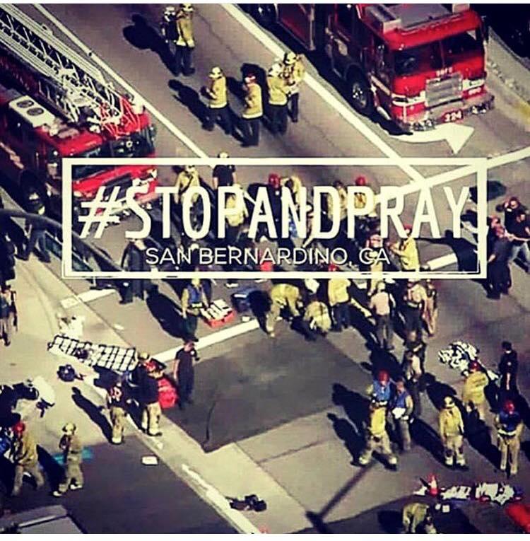 #stopandpray