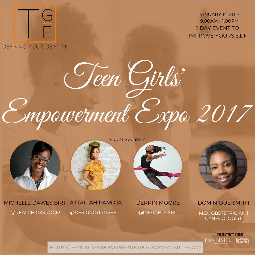 Teen Girls' Empowerment Expo