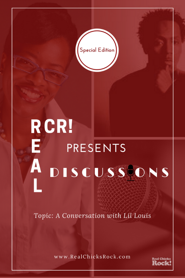 RCR! Presents Real Discussions Special Edition Show