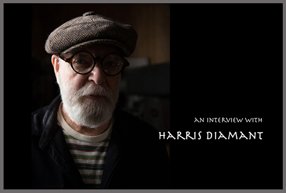 An interview with Harris Diamant