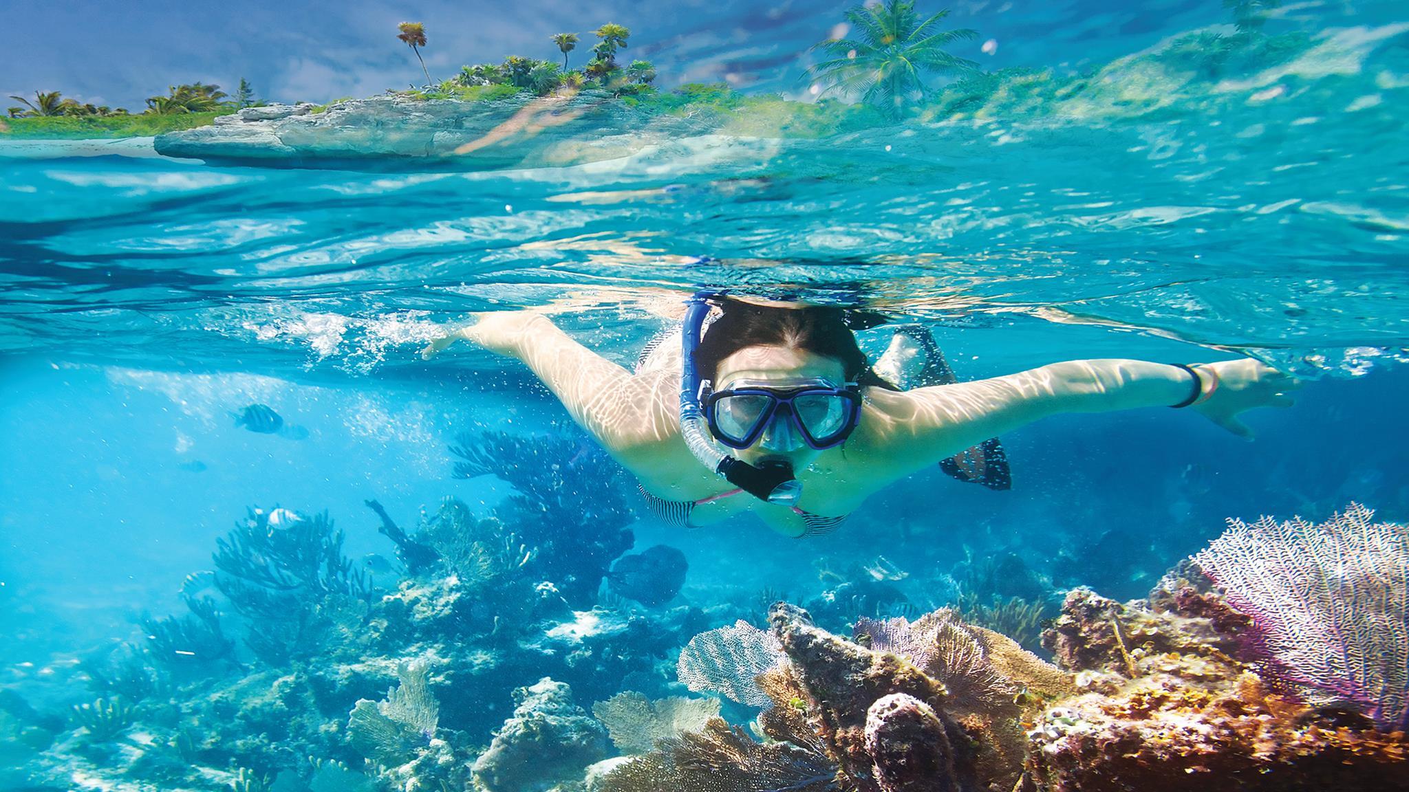 Puerto Aventuras Snorkel