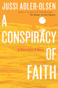 "14book ""A Conspiracy of Faith"" by Jussi Adler Olsen."