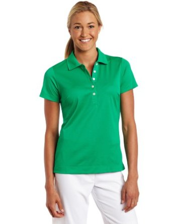 Nike Womens New Tech Pique Golf Polo Shirt.jpg
