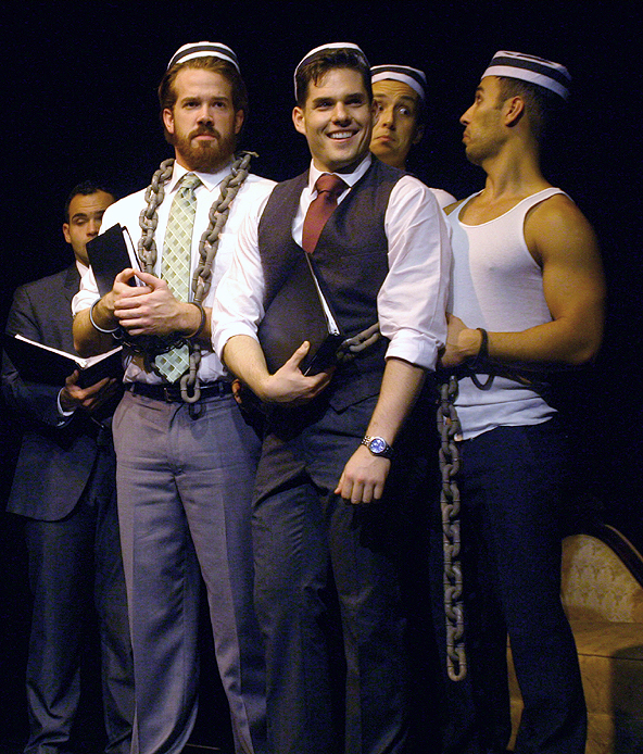 Fade Out, Fade In - Musicals Tonight!