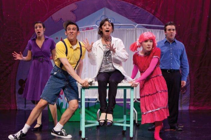 Pinkalicious - Vital Theatre Company
