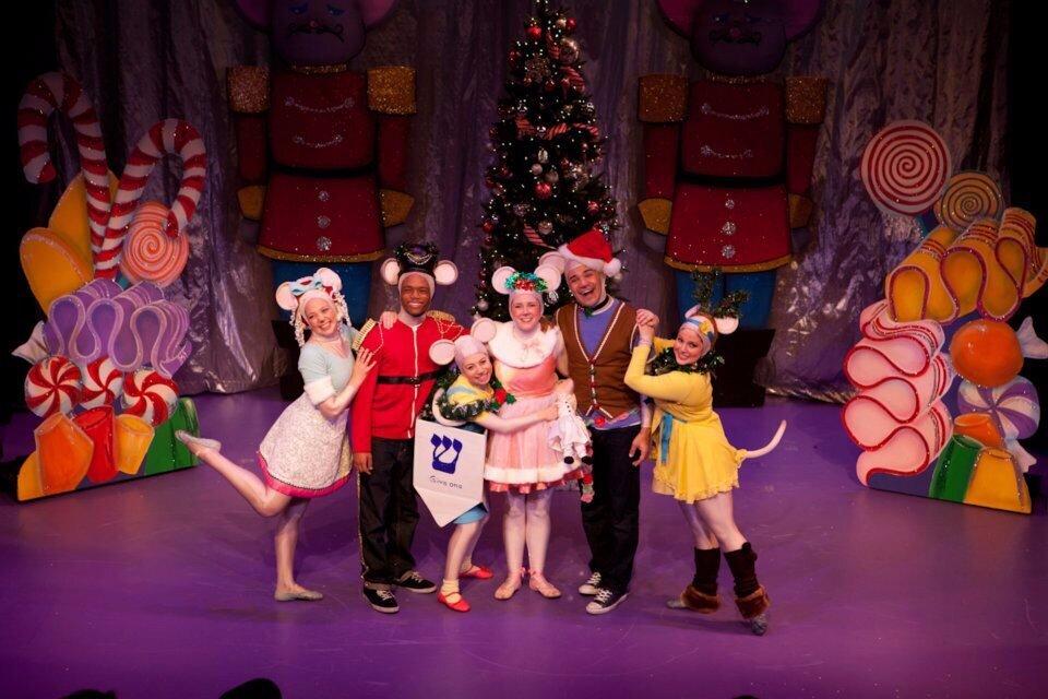 Angelina Ballerina Holiday Show - Vital Theatre