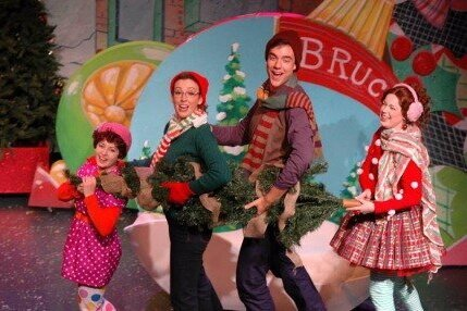 Fancy Nancy Holiday Show - Vital Theatre Company