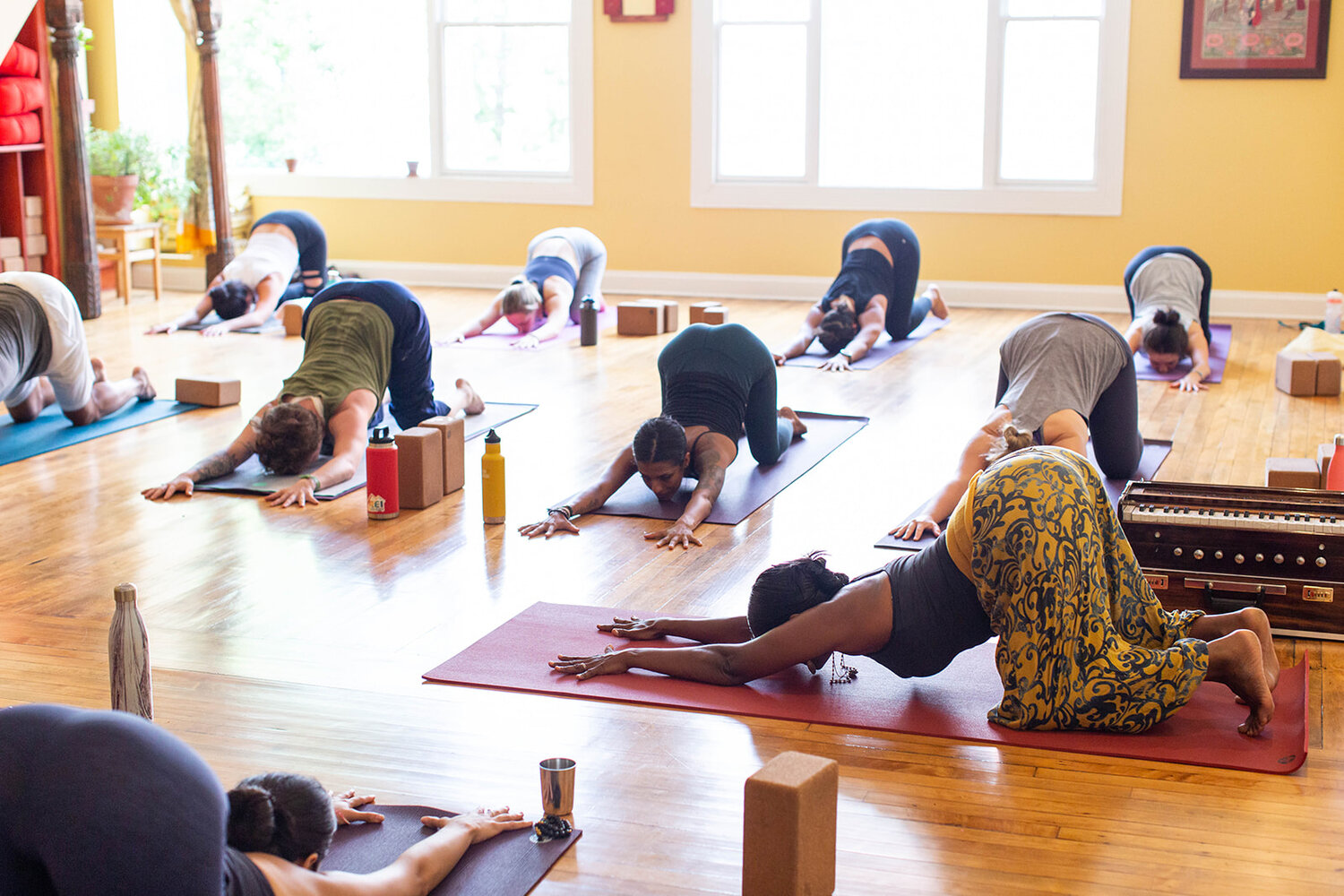 Checkout Different Types Of Yoga Classes By Bhakti Yoga Dc