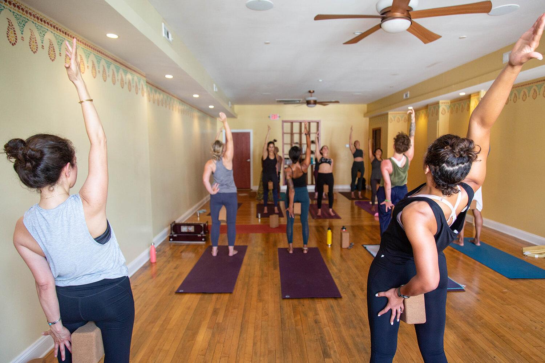 Find Schedule Best Yoga Classes In Dc Bhakti Yoga
