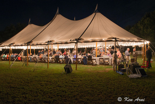 Farm-to-Table Dinner - Hope to see you under the big tent!