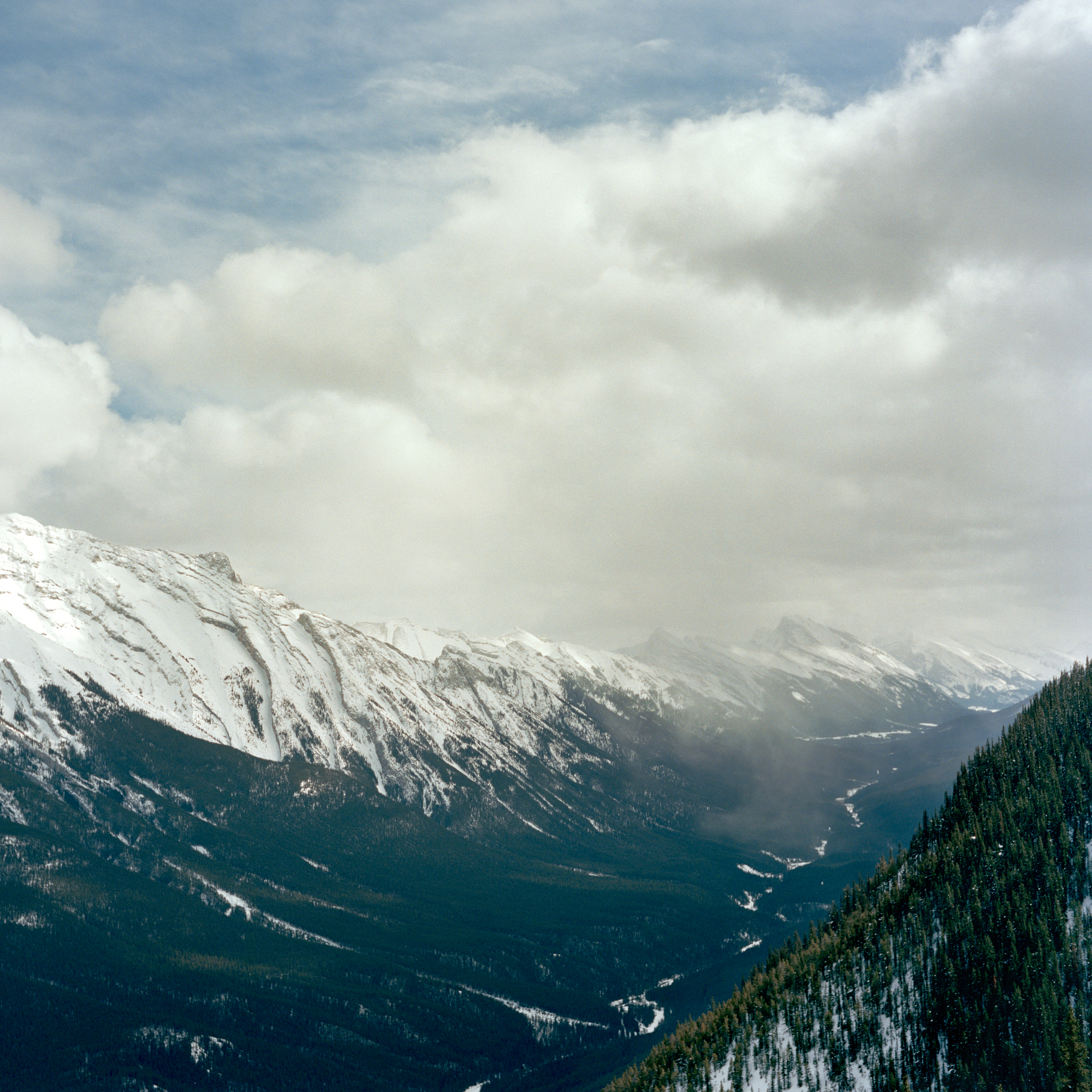 Sulphur Mountain, Banff.