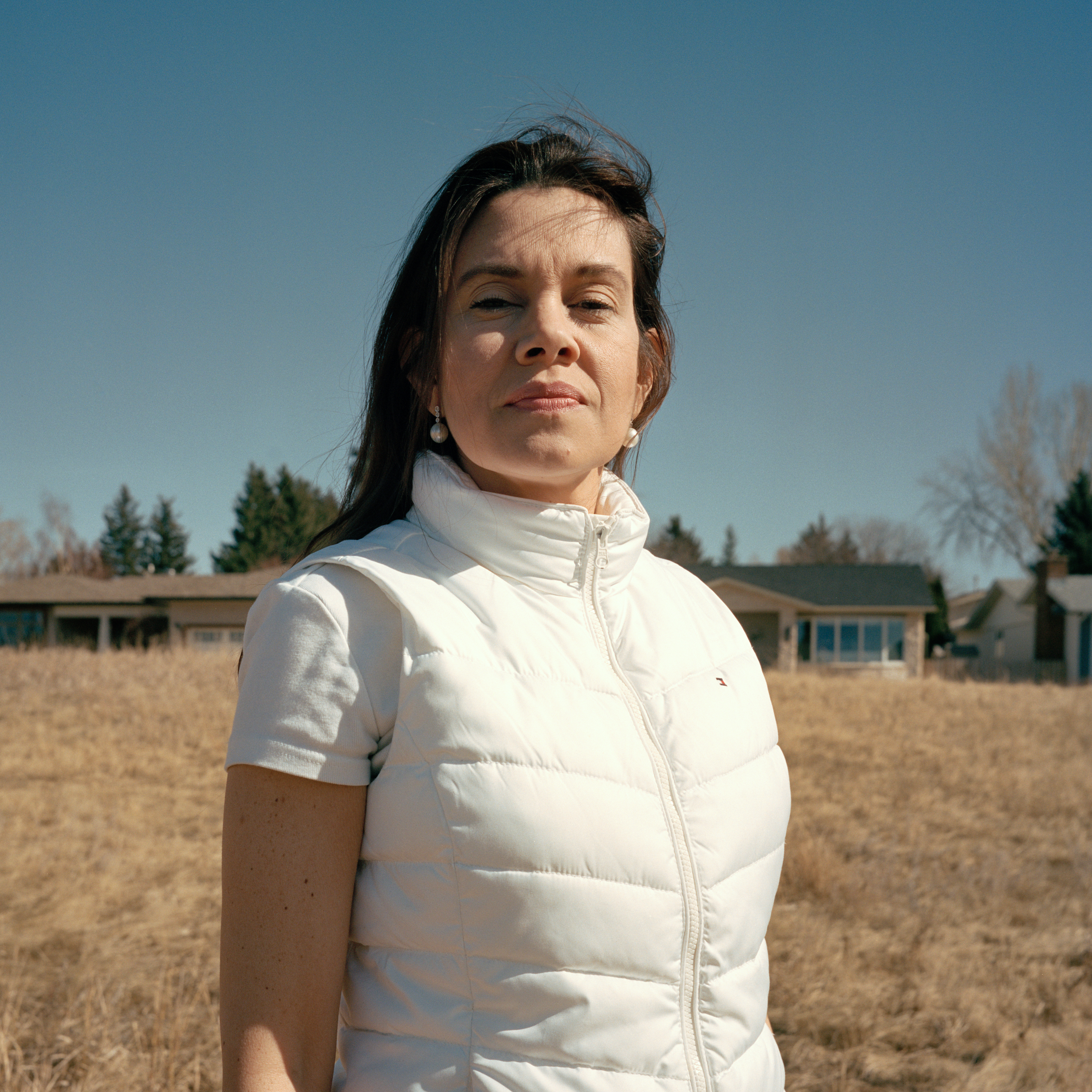 Adelaida del Pilar, Calgary.