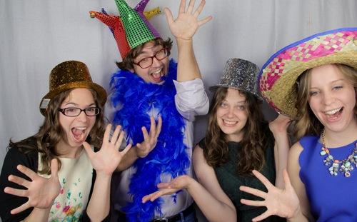Chicago Slo Mo Photo Booth