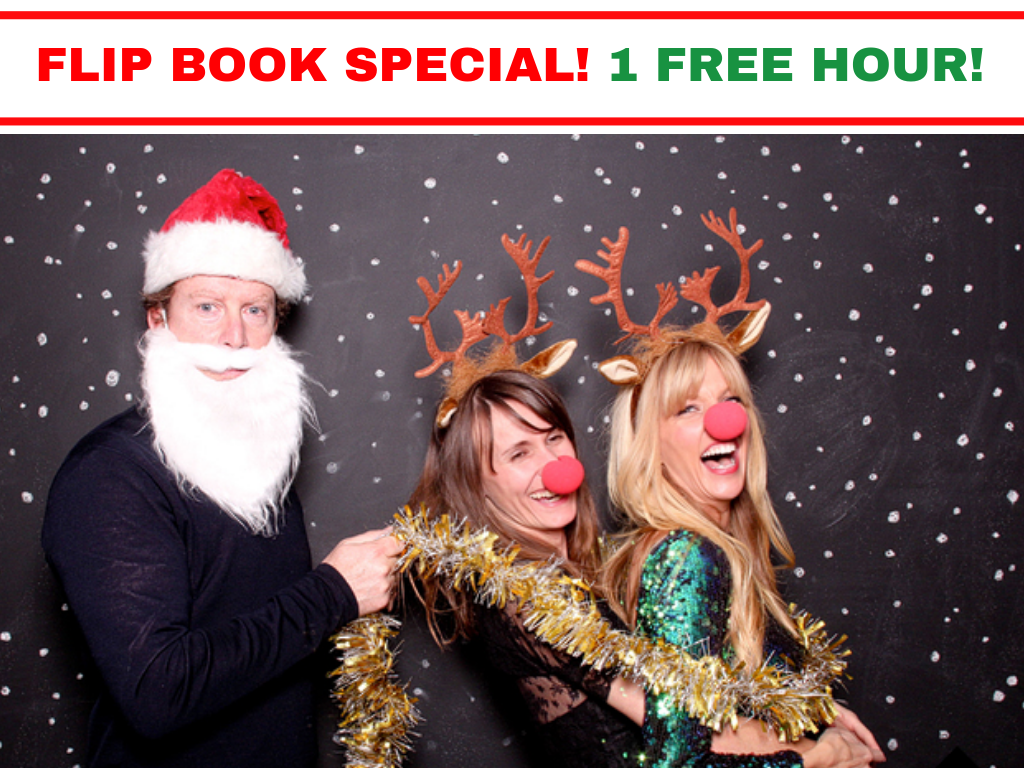 FLIP BOOK CHICAGO Holiday SALE