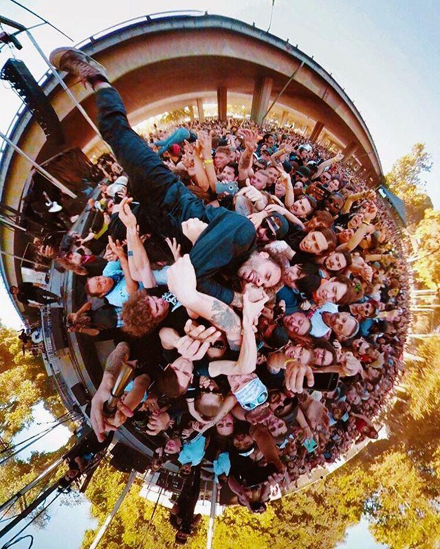 Jason Butler • Aftershock Festival • 10.14.18