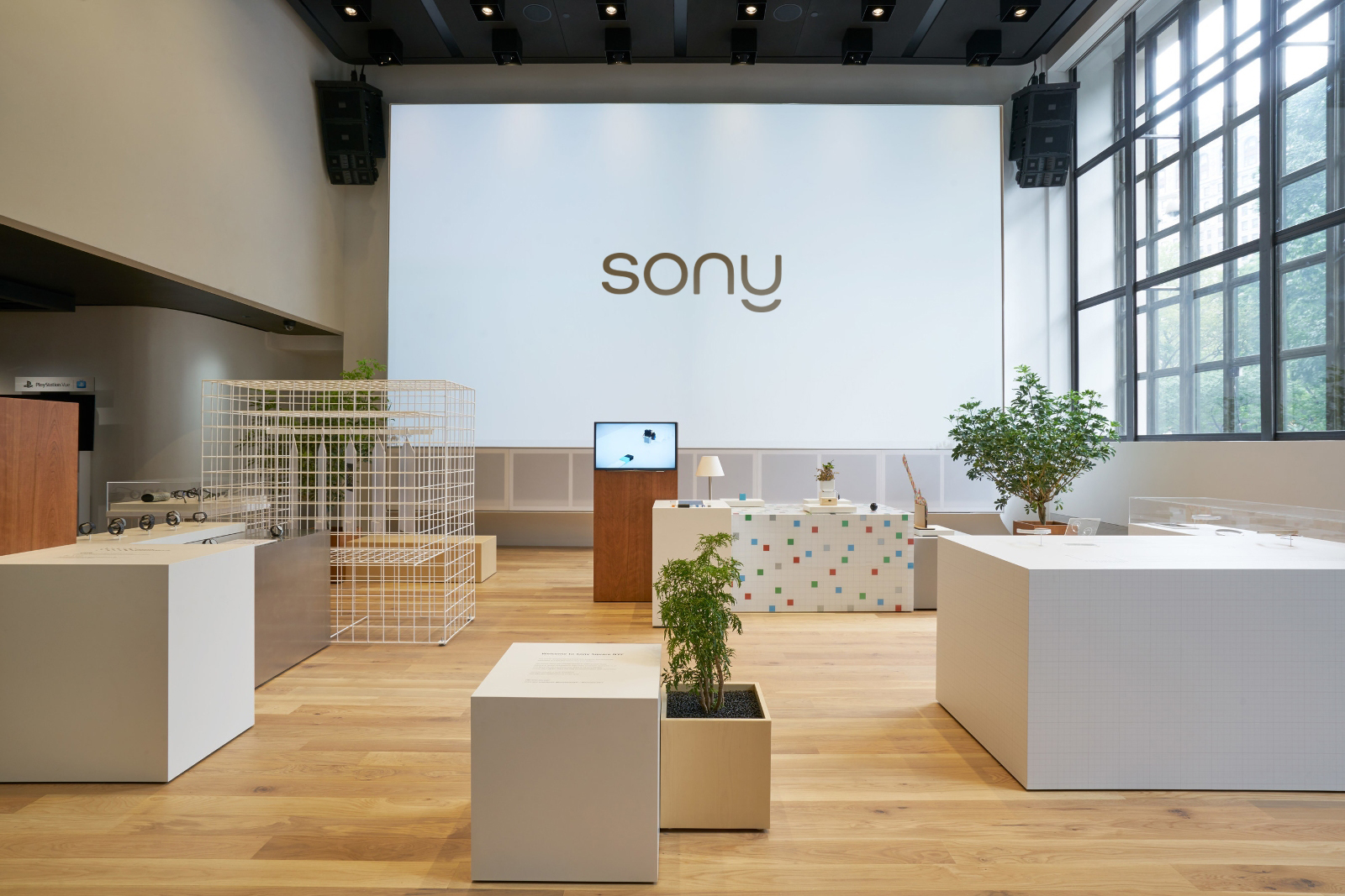 Sony Square NYC
