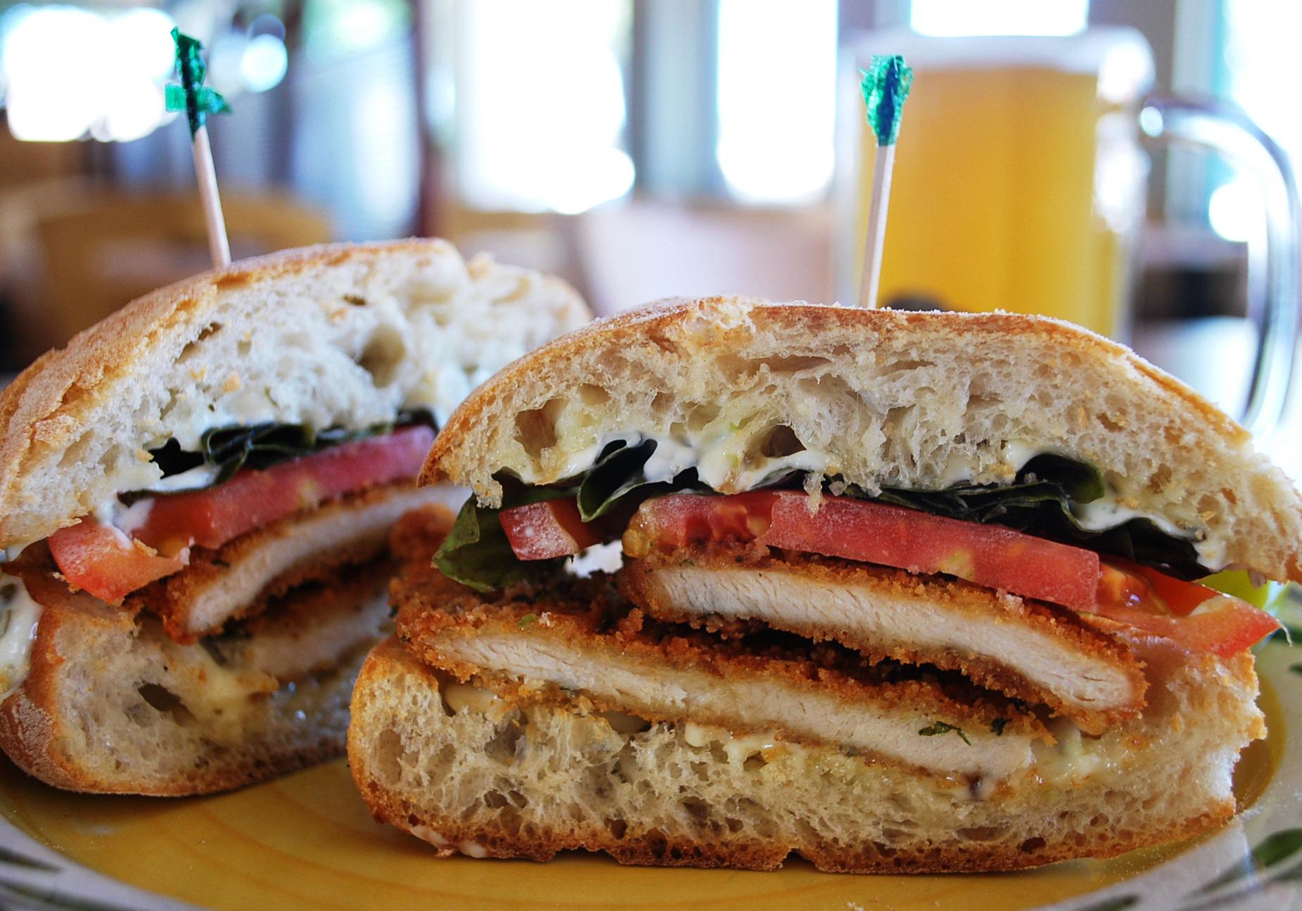 Crispy Chicken sandwich.JPG
