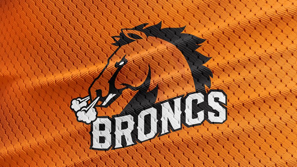 Broncs Jersey