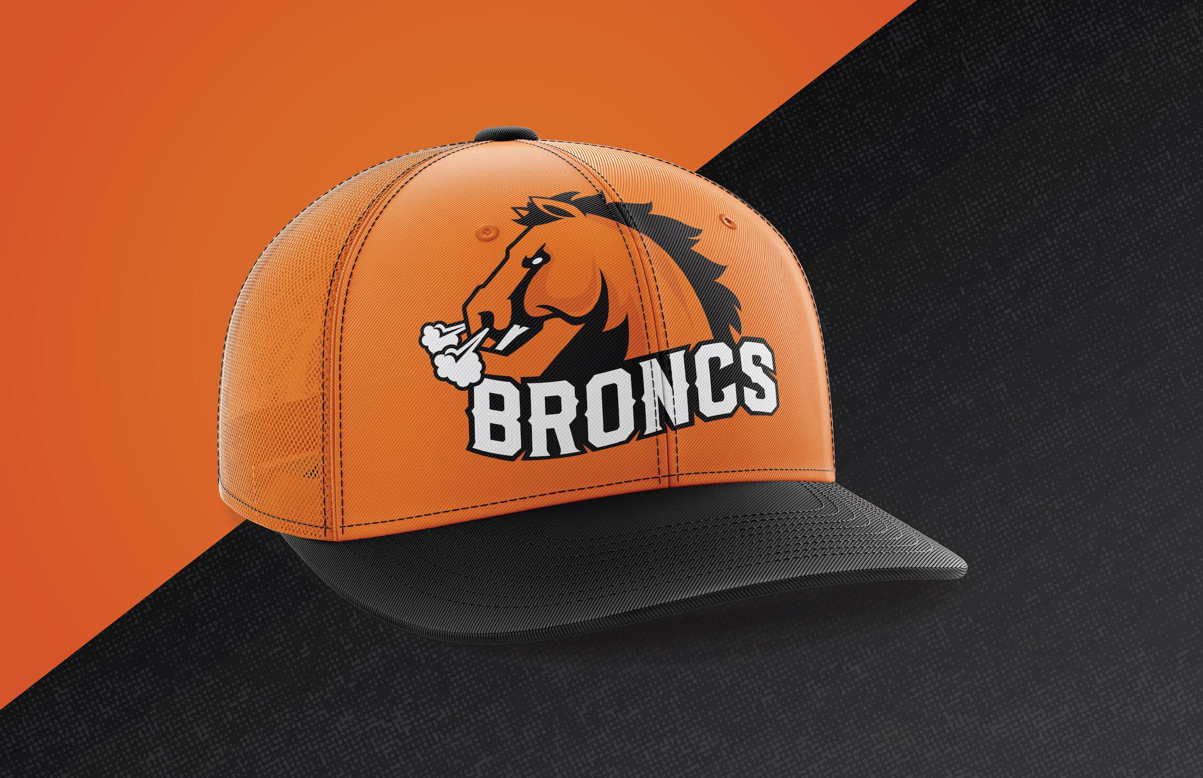 Broncs Hat