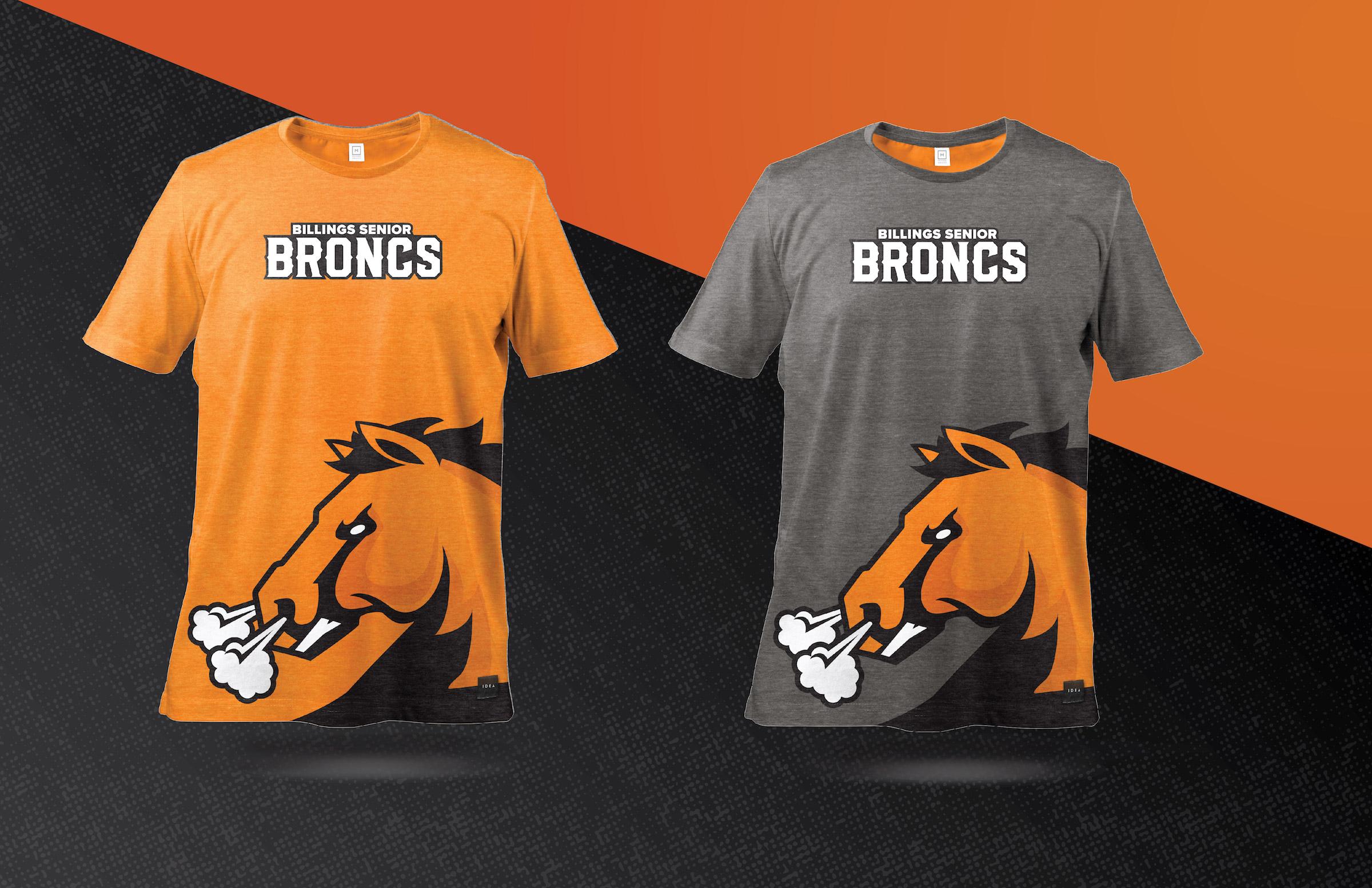 Broncs Shirt