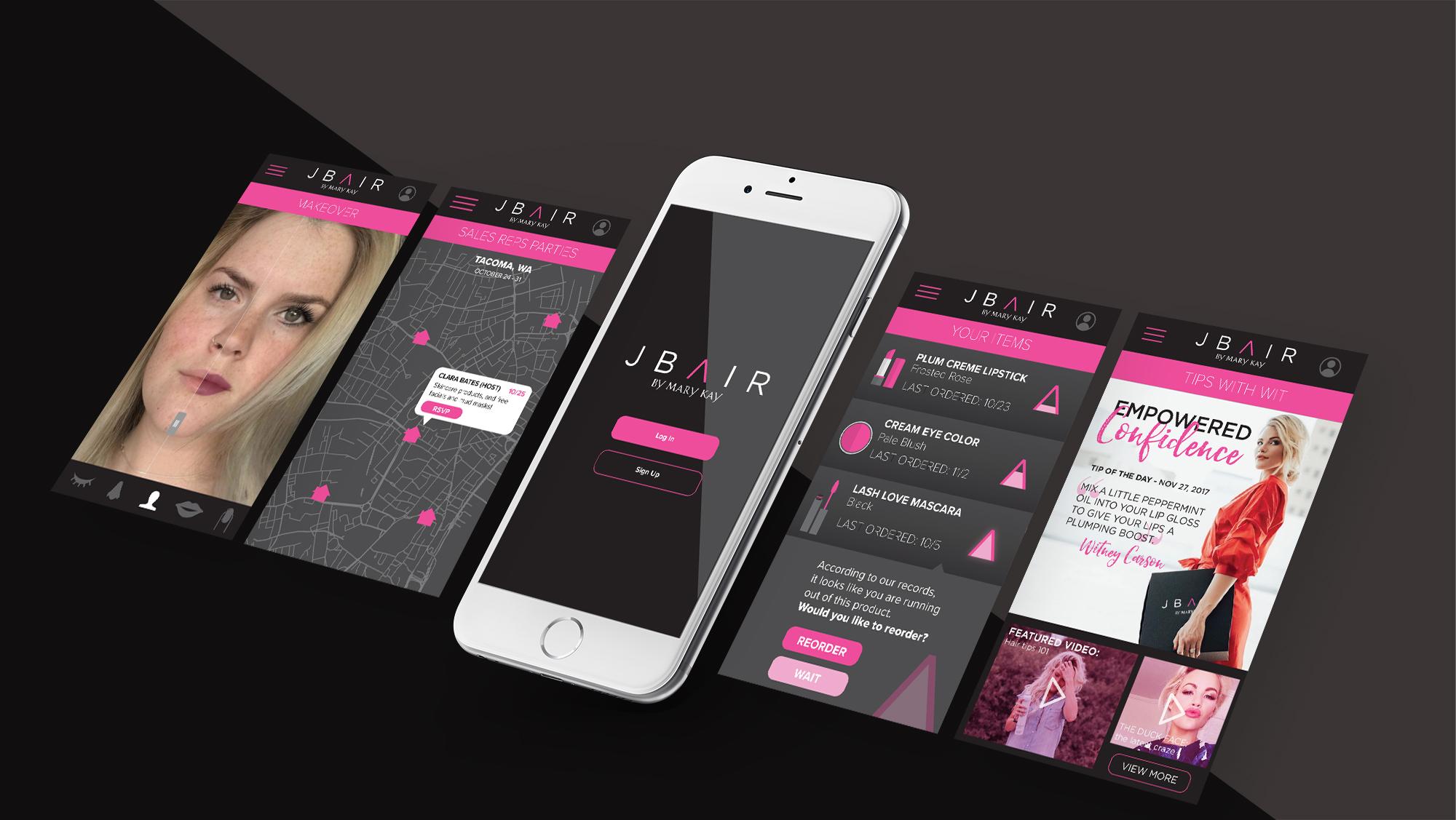 JBair Mobile App